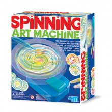 Spinning Art Machine