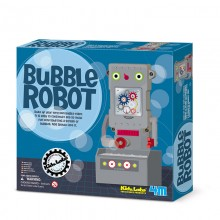 Kidz Labs Bubble Robot