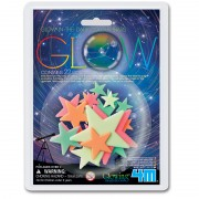 4M Glow in the Dark Colour Stars