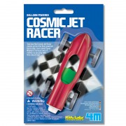 4M Kidz Labs Balloon Powered Cosmic Jet Racer