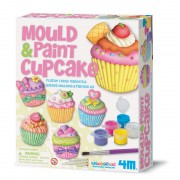 4M Cupcake Mould and Paint
