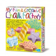4M My Fun and Creative Chalk Factory