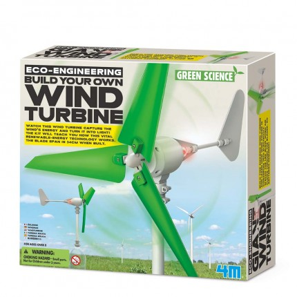 4M Build Your Own Wind Turbine