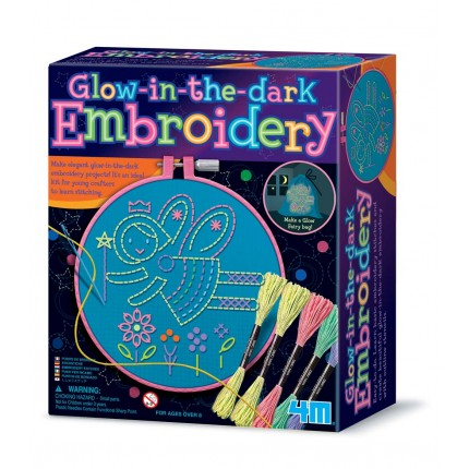 4M Glow Embroidery Stitches