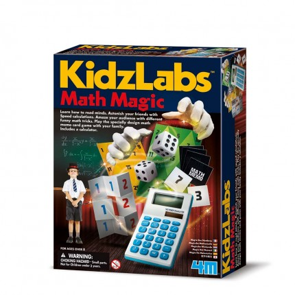 4M Kidz Labs Maths Magic