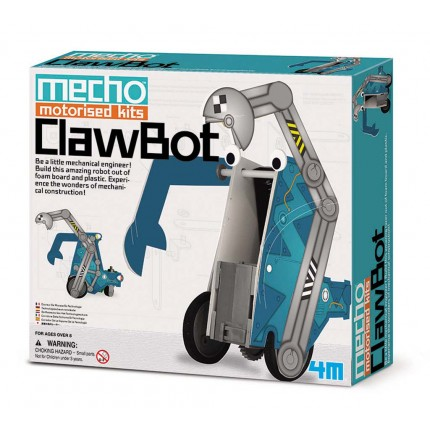 4M Mecho Motorised Kit ClawBot