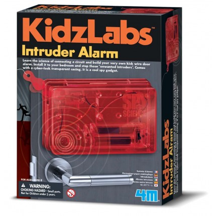 4M Spy Science Intruder Alarm