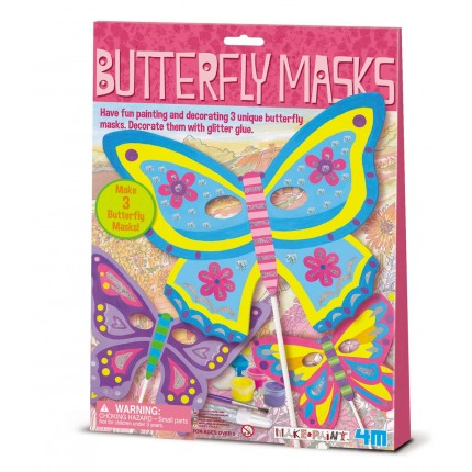 4M Butterfly Masks