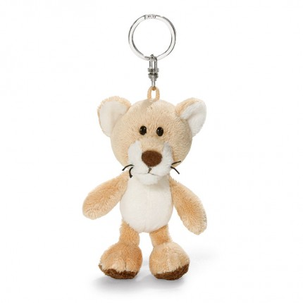 NICI Baby Lion Bean Bag Keyring