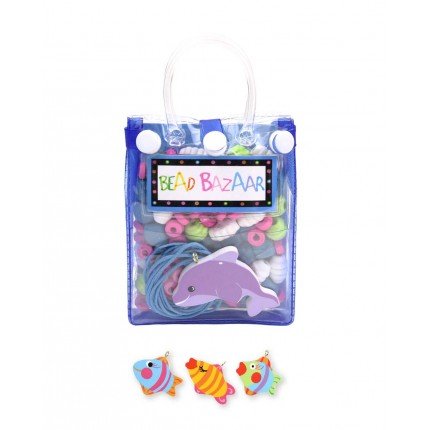 Bead Bazaar Splash Mini Bead Bag