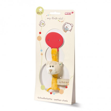NICI Bear Soother Chain