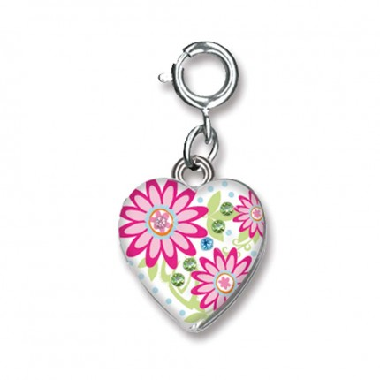 CHARM IT! Flowers Locket Charm