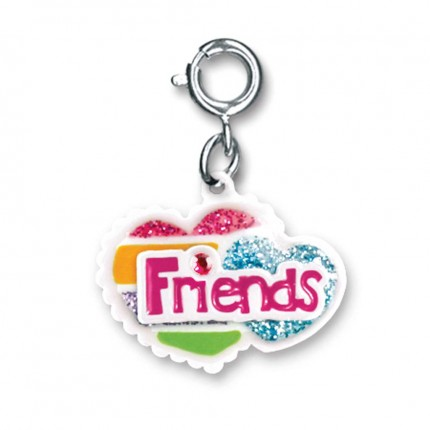 CHARM IT! Friends Heart Charm