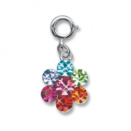 CHARM IT! Rainbow Daisy Charm