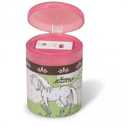 NICI Dapple Grey Horse Pencil Sharpener