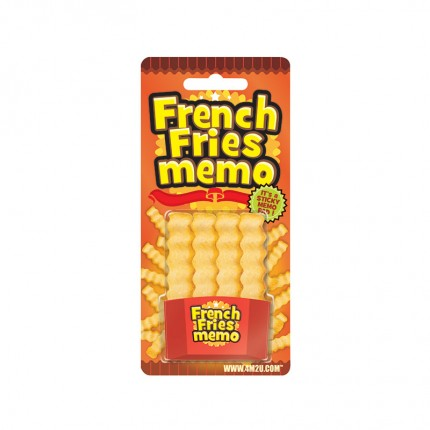 4M2U French Fries Memos
