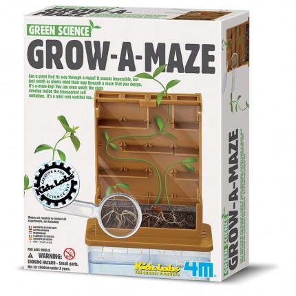 4M Green Science Grow a Maze