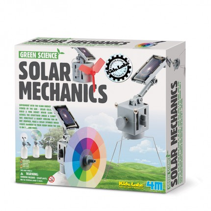 4M Green Science Solar Mechanics