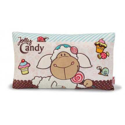 NICI Jolly Candy Sheep Cushion