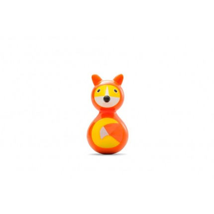 Kid O Fox Wobble Baby Toy