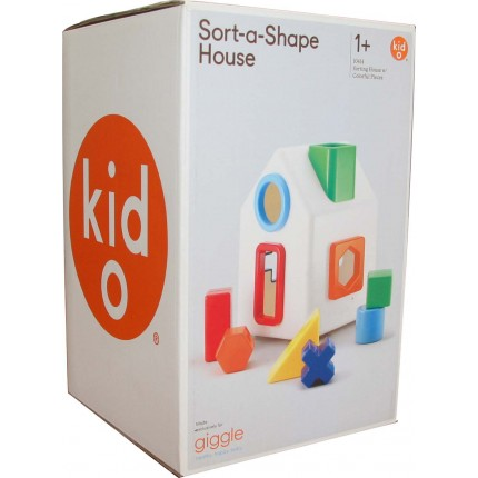 Kid O Sort a Shape House