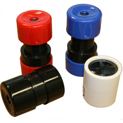 Mini Telescope 4 Pack Assorted Colours