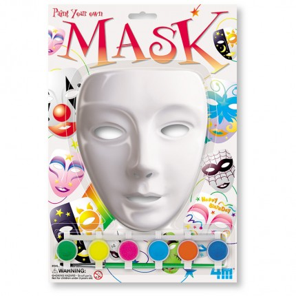 4M Paint Your Own Mask