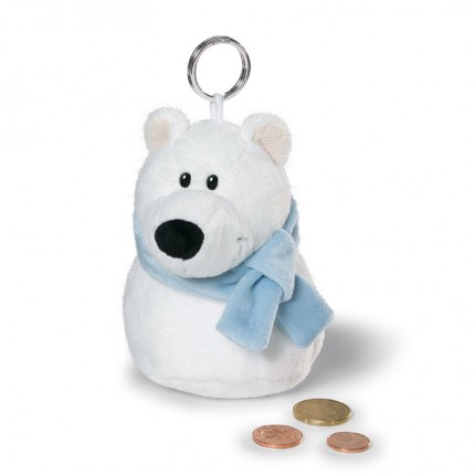 NICI Polar Bear Coin Bag