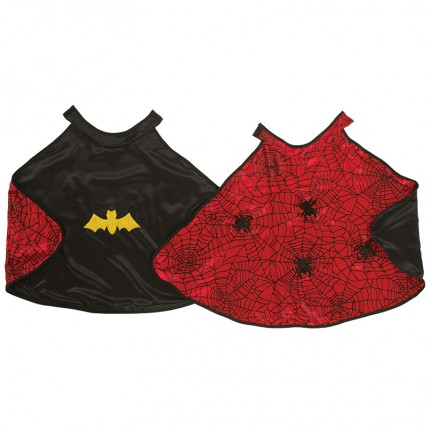 Reversible Bat and Spider Cape - age 3-4