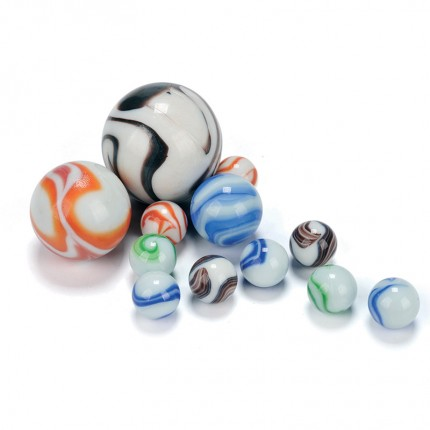 King Marbles Bumble Toons Mighty Max Marbles