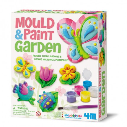 4M Garden Mould and Paint