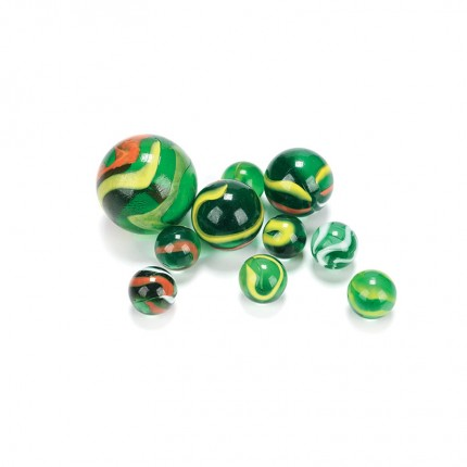 King Marbles Grocasouras Classic Marbles