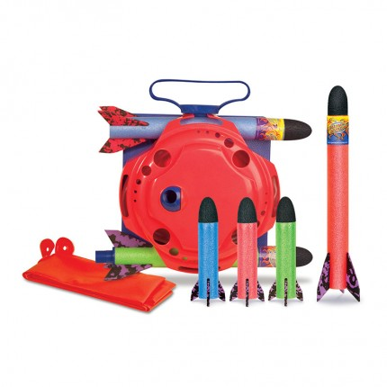 Geospace Jump Rocket Deluxe Set