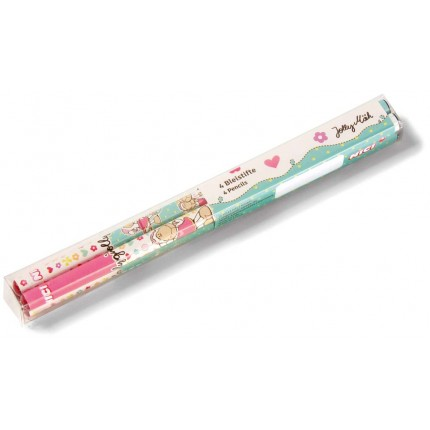 NICI Jolly Amy and Frances Sheep Pencil Set