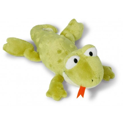 NICI Lizard Soft Toy 20cm Lying