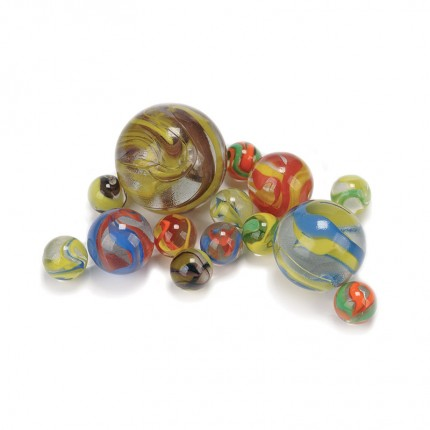 King Marbles Outer Space Classic Marbles