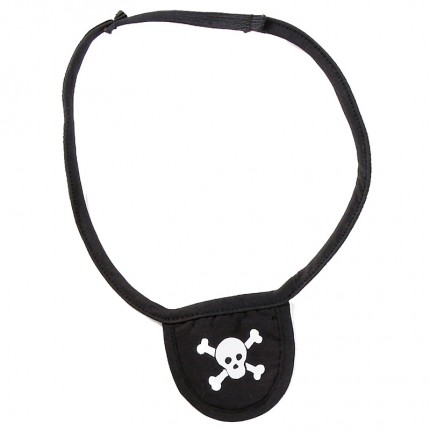Pirate Hat and Eyepatch Set