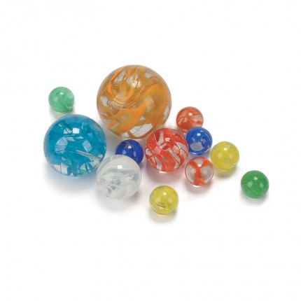 Spider Yaps Mighty Max Marbles