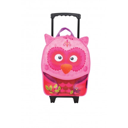 Wildpack Small Owl Trolley