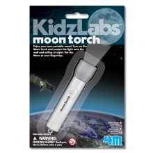 4M Kidz Labs Moon Torch