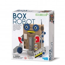 4M Green Science - Box Robot