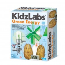 4M Kidz Labs Green Energy