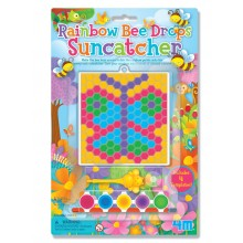 4M Rainbow Bee Drops Suncatcher