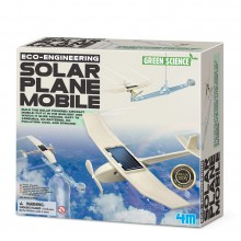 4M Eco Engineering Solar Plane Mobile