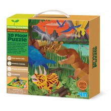 4M Young Minds 3D Floor Puzzles Dinosaurs