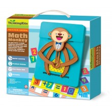 4M Young Minds Maths Monkey