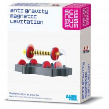 Science Musuem Anti Gravity Magnetic Levitation Kit