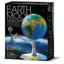 4M Earth Moon Model