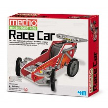 4M Mecho Motorised Kit Race Car