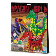 4M Dragon World